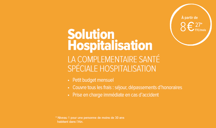 20130930 - PART - SLIDESHOW Solution Hospitalisation2